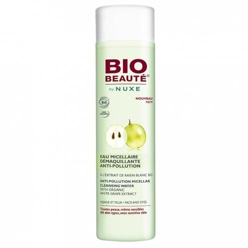 Nuxe Bio Beaute Anti-Pollution Micellar Cleansing Water 200ml