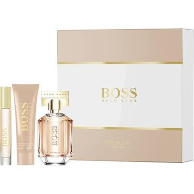 Hugo Boss The Scent For Her 50ml EDP +7,4 EDP + 50ml Body Lotion
