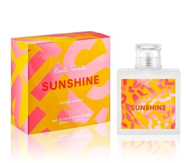 Paul Smith Sunshine Femme 2017 Limited Edition 100ml EDT