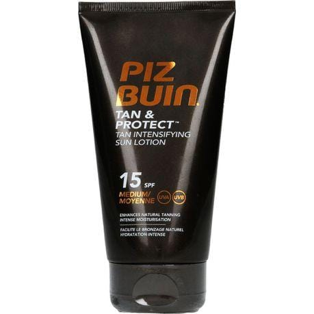 Piz Buin Tan Intensifying Sun Lotion 15 SPF 150ml