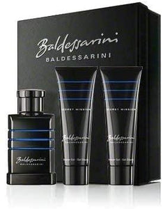 Baldessarini Secret Mission 50ml EDT +2 x Shower Gel