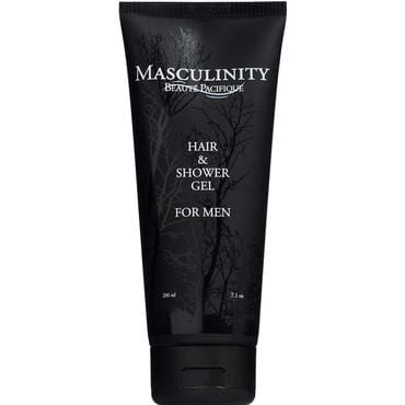 Beaute Pacifique Masculinity Hair & Shower Gel For Men 200ml