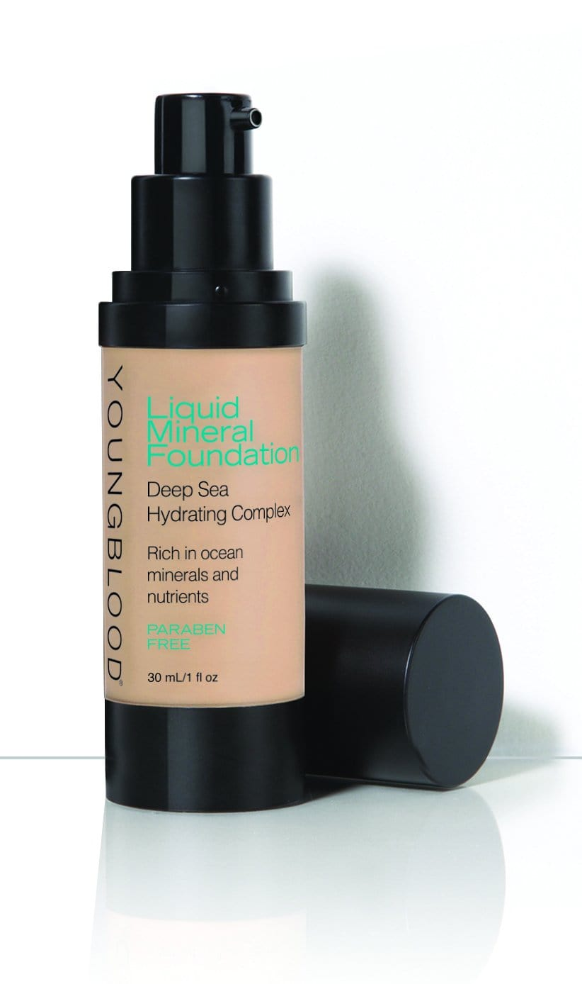 Youngblood Liquid Mineral Foundation Belize 30ml