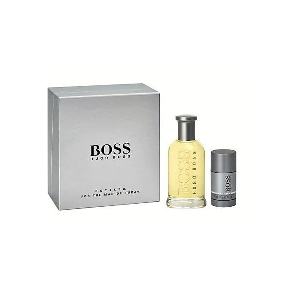 Hugo Boss Bottled 200ml EDT + 75ml Deodorat Stick