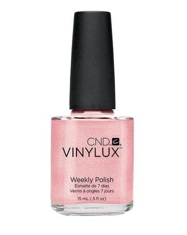 CND Vinylux 15ml Grapefruit Sparkle #118