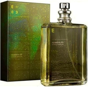 Escentric Molecules, Escentric 03 100 ml EDP.