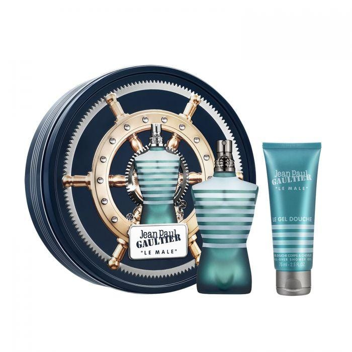 Jean Paul Gaultier Le Male 75ml EDT+75ml Shower Gel