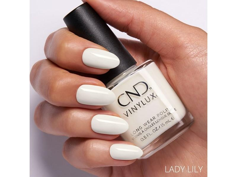CND Vinylux Lady Lilly 15ml #348