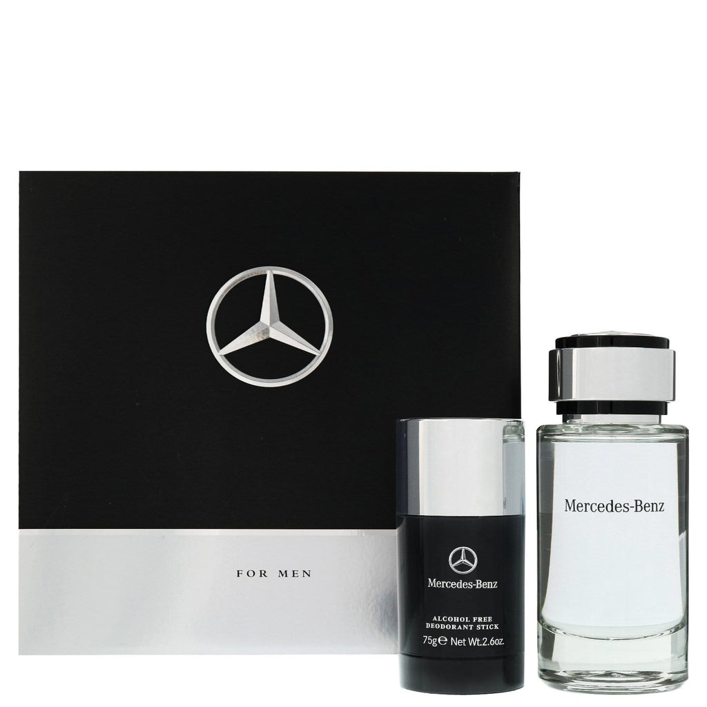 Mercedes Benz 75ml EDT + Deodorant Stick