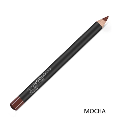 Yongblood Lip Liner Pencil Mocha