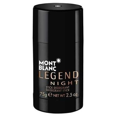 Mont Blanc Legend Night 75ml Dedorant Stick