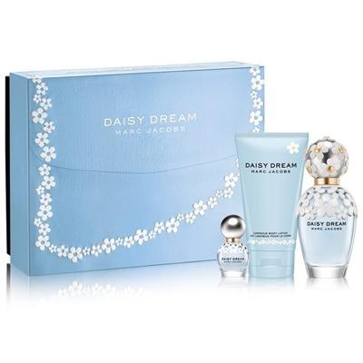 Marc Jacobs Daisy Dream 100ml EDT+4ml EDT + 150ml Body Lotion