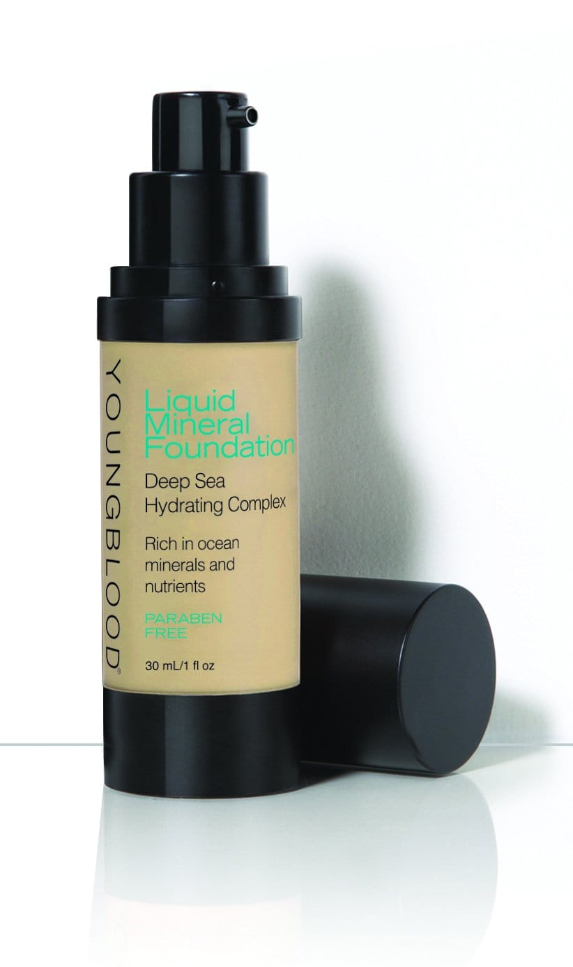 Youngblood Liquid Mineral Foundation Sand 30ml