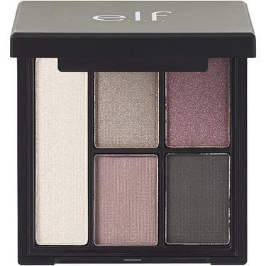 E.L.F Clay Eyeshadow Palette Smoked to Perfection 81924