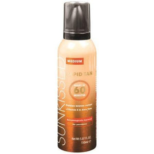 Sunkissed Rapid Tan Medium 150ml
