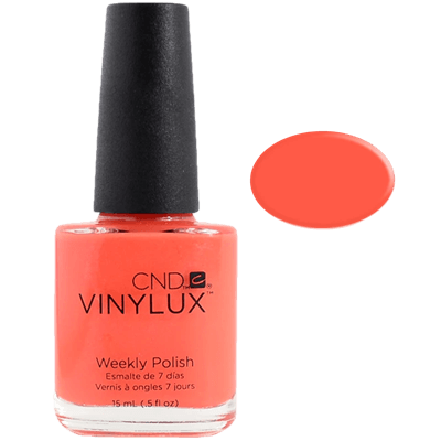 CND Vinylux 15ml Desert Poppy #163