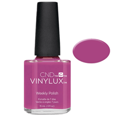 CND Vinylux 15ml Crushed Rosa #188