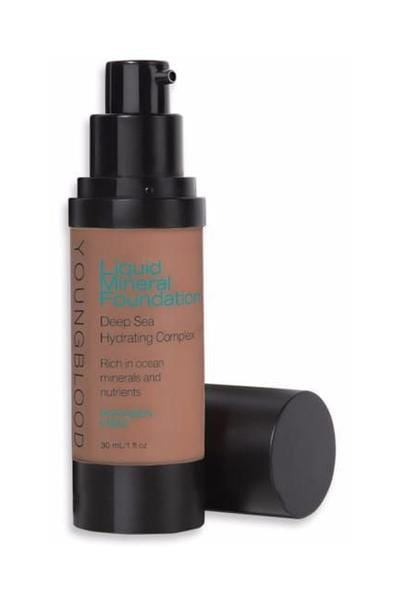 Youngblood Liquid Mineral Foundation Golden Mink  30ml