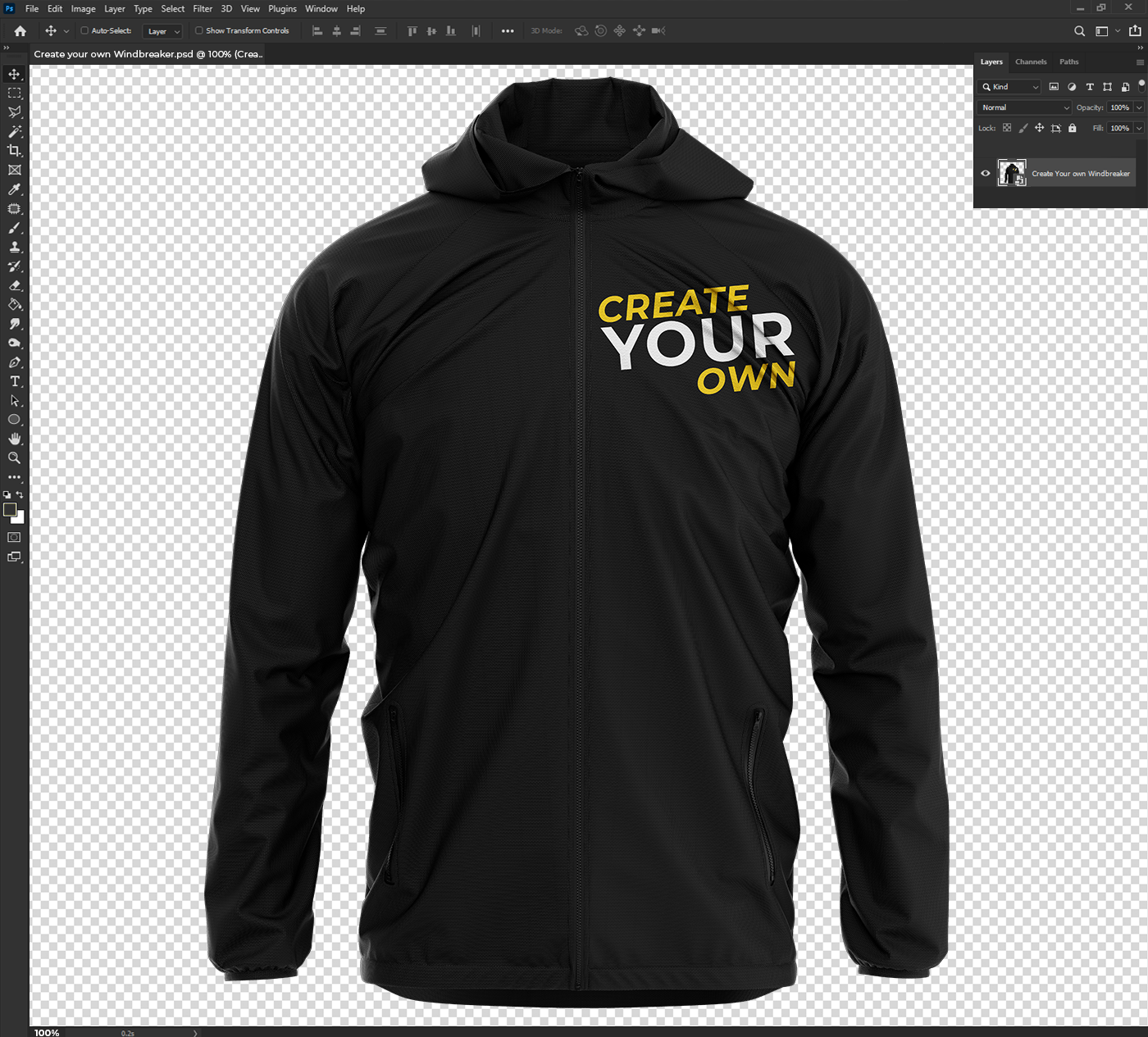 Windbreaker Design