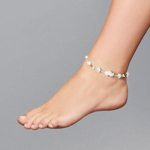 Pilgrim Joy Rose Gold Ankle Chain
