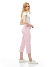 Load image into Gallery viewer, CHLOE CROP STRAIGHT JEANS / Lotus