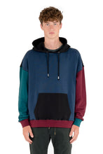 Load image into Gallery viewer, Color Block Hoodie