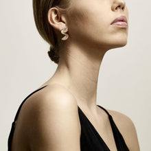 Load image into Gallery viewer, Pilgrim Satine Gold Earrings