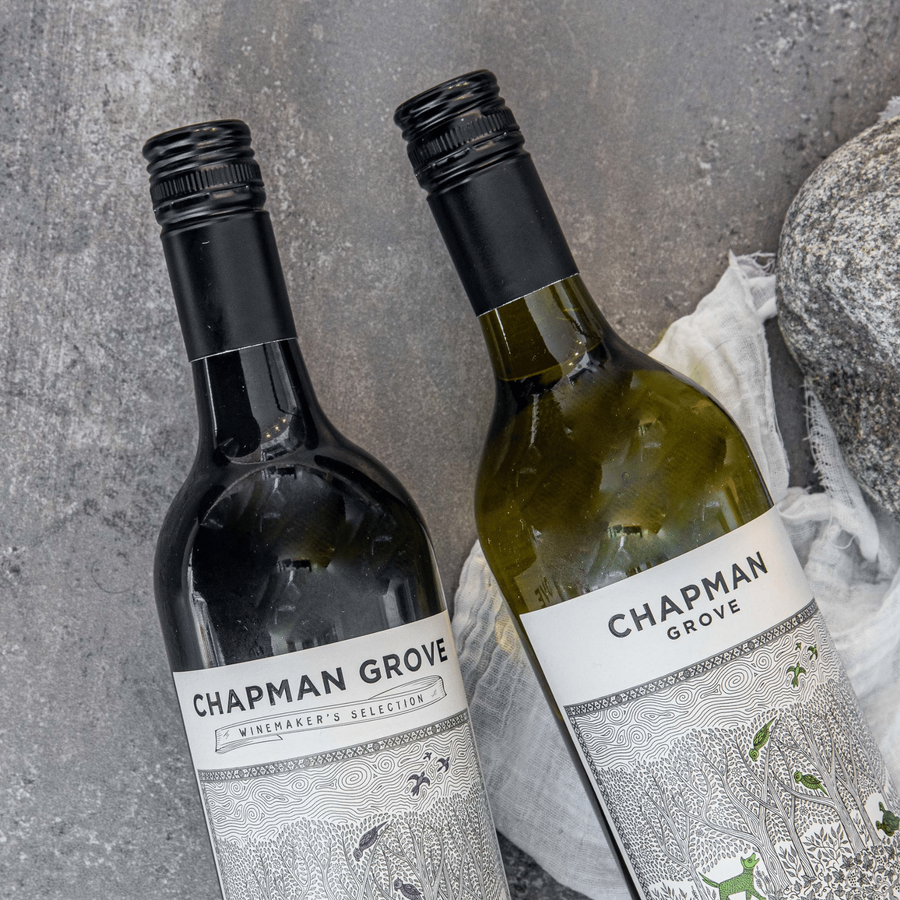 3 Bottles of Chapman Grove Reserve Mystery Wine