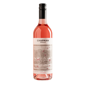 2017 Chapman Grove Estate Rosé