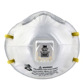 3M Particulate Respirator 8210V, N95