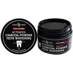 Teeth Whitening Powdered Charcoal