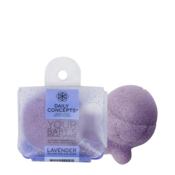 Daily Concepts Your Baby's Konjac Sponge