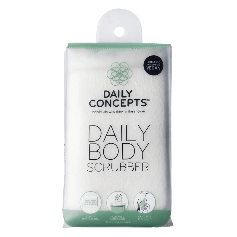 Daily Concepts Your Daily Body Scrubber