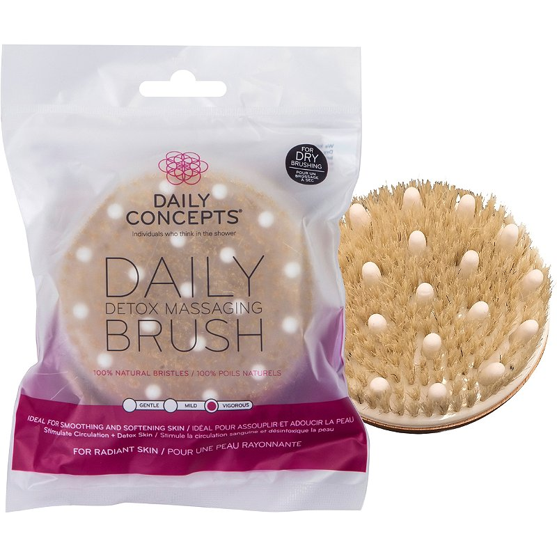 Daily Concepts Daily Detox Massaging Brush