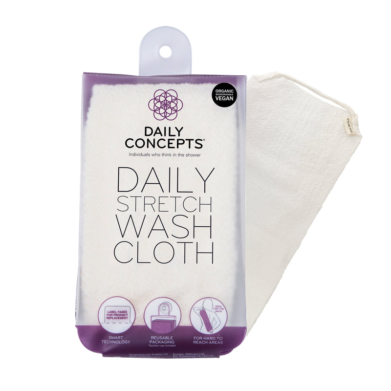 Daily Concepts Daily Stretch Wash Cloth
