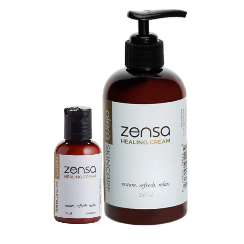 Zensa Healing Cream Promotion