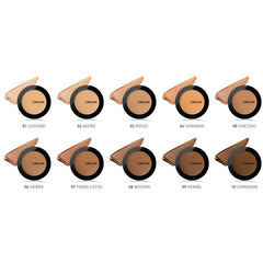 Cailyn Super HD Pro Coverage Foundation With Brush
