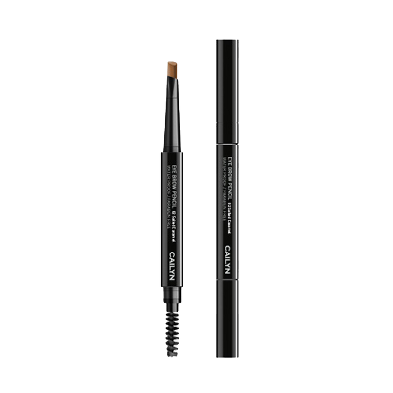 Cailyn Eyebrow Pencil Dual Ended + Brush