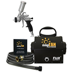 Fuji Tan Machine That'So Professional Spray Tan Package