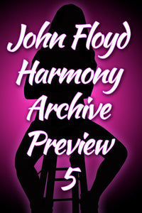 JOHN FLOYD / HARMONY ARCHIVE PREVIEW #5