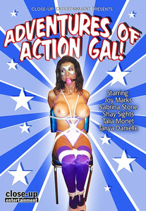 ADVENTURES OF ACTION GAL!