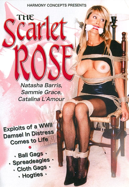 THE SCARLET ROSE