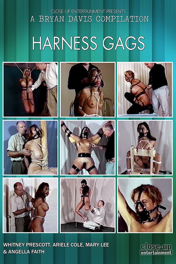 HARNESS GAGS