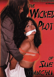 The Wicked Plot of Sue Manchu