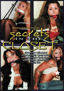 SECRETS IN THE CLOSET