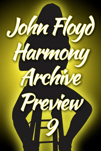 JOHN FLOYD / HARMONY ARCHIVE PREVIEW #9