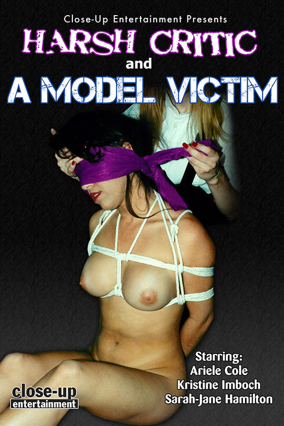 HARSH CRITIC / A MODEL VICTIM