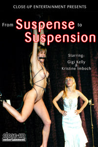 FROM SUSPENSE TO SUSPENSION