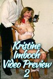 KRISTINE IMBOCH VIDEO PREVIEW 2
