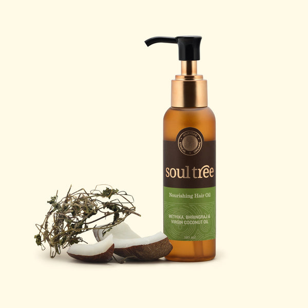 Nourishing Hair Oil